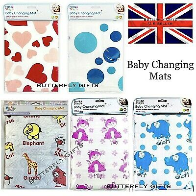 Official Disney Mickey or Minnie Mouse Foldable Changing Baby Mat Home Travel