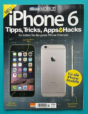 PC Hardware Mobile iPhone 6 Tipps,Tricks,Apps&Hacks  ungelesen 1A absolut TOP