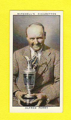 Golf - Stephen Mitchell & Son - A Gallery Of 1935 -  Alfred  Perry  - 1936
