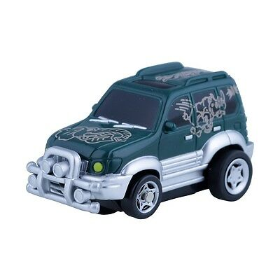 Tech Toyz Battery-Operated Kid's Puzzle Vehicle Car - Zoo SUV