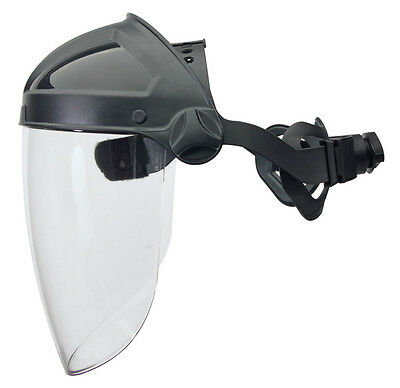 Honeywell Safety Turboshield Faceshield Face Shield Mask Clear   AUTH. DEALER