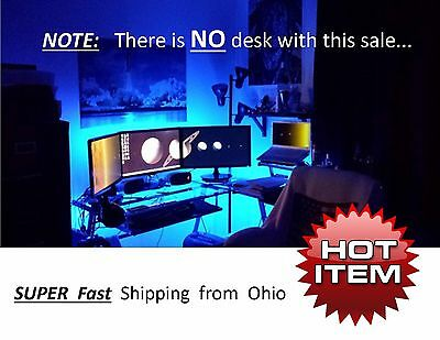 """WORLDWIDE Shipping ---- Light up """"YOUR"""" desk with this LED digital light kit"""