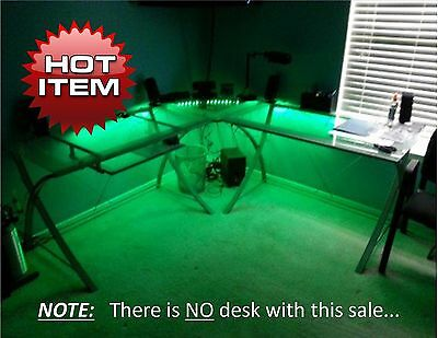 """color changing --- LED light kit for """"YOUR"""" desk - WORLDWIDE shipping"""