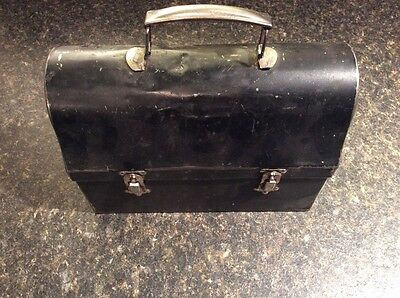 Antique Metal Lunchbox