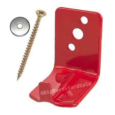 1 - Universal Wall Hook, Bracket or Hanger for 10 to 15 lb. Fire Extinguisher