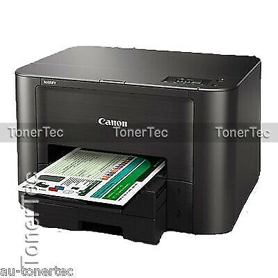 Canon iB4060 Office Professional Wi-Fi Printer+Duplex 500xTray RRP$249 *Ex-Demo*