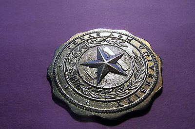 Britannia Pewter Texas A & M University Flat