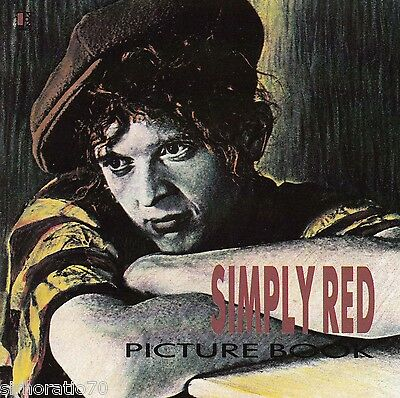 SIMPLY RED Picture Book CD NEW