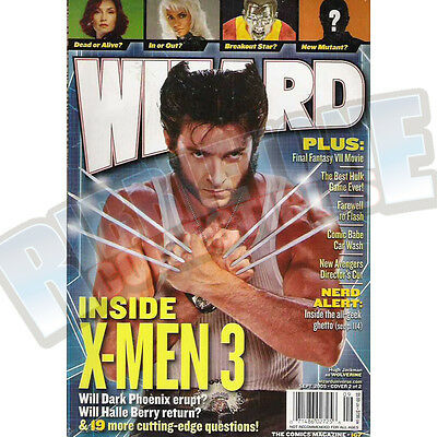 Wizard The Comic Magazine #167 Vf