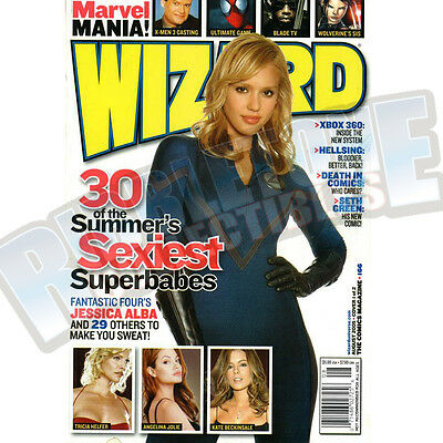 Wizard The Comic Magazine #166 Vf