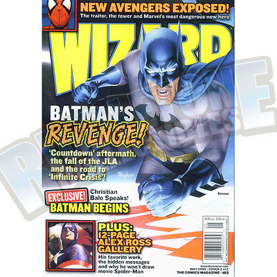 Wizard The Comic Magazine #163 Vf