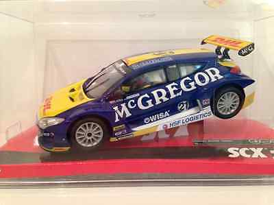 "SCX A10151 Renault Megane Trophy ""Verschuur"" 1/32 Scale NEW and Boxed"