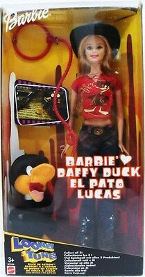 "MATTEL B7039 BARBIE - ""BARBIE c/DAFFY DUCK"" - SERIE CARTOON"