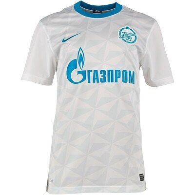 Nike Mens FCZ Zenit ST Petersburg Away Jersey RRP £60 Size XL XXL Football