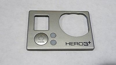 Gopro Hero 3+ Silver Edition Front Plate Cover Original Part