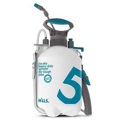 Hills 5L Industrial Viton Heavy Duty Sprayer – Seals for Chemical Resistance