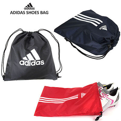 New Adidas Shoes Bag Golf Soccer Football Backpack Sack Gym Sports Shoe Bag
