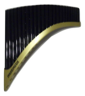 Gorgeous  Professional Pan Flute 24 Pipes Tunable-Watch Video-From Peru