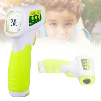 Medical Digital Non-contact Thermometer Baby Adult Temperature Body Infrared DA