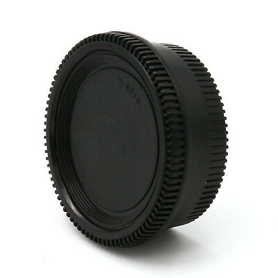 New Body Front + Rear Lens Cap Cover For Nikon AF AF-S Lens DSLR SLR Camera