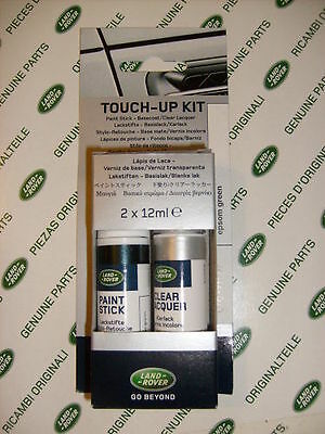 Genuine Land Rover Touch Up Paint - All Colours Available Select From List