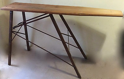 Antique/Vintage Wooden Ironing Board