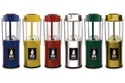 UCO Original 9 Hour Candle Lantern...4 Colours Available...Awesome Piece of Kit!