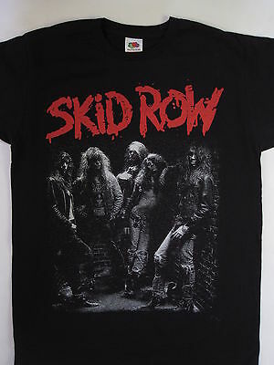 Skid Row - s/t '89  Band T-shirt