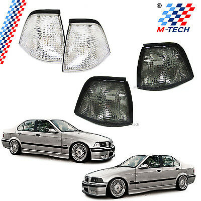 Intermitentes Bmw E36 Berlina Compact Touring Front Marker Clignotant Indicatori