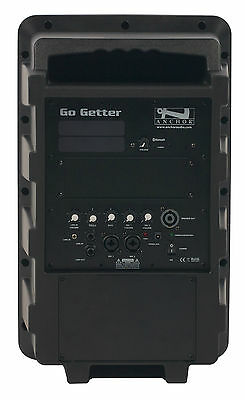 Go Getter with Bluetooth, by Anchor Audio, GG-8000