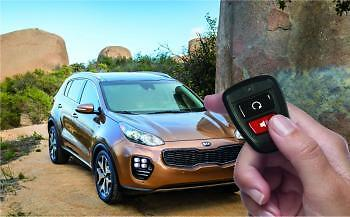 Genuine 2017 Kia Sportage Remote Start (Key Start Model) D9F57 Ac500