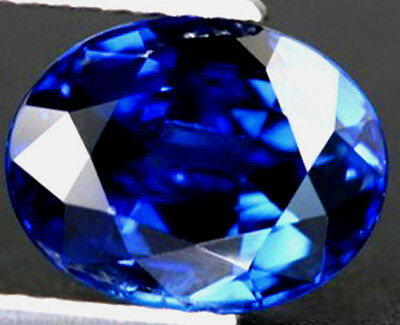 EXQUISITE 5.56CT TOP  ROYAL BLUE SAPPHIRE 10x12mm OVAL CUT AAAA+ LOOSE GEMSTONE