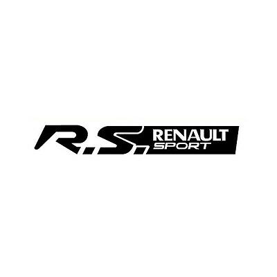 stickers Renault sport, RS
