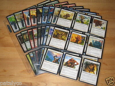 Complete Magic The Gathering Morningtide Set Nm/m