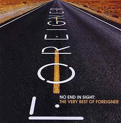 No End in Sight: The Very Best of Foreigner .