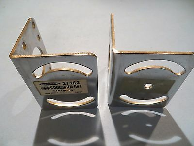 Banner, 27162, SMB30MM, Stainless Mounting Bracket lot of 2