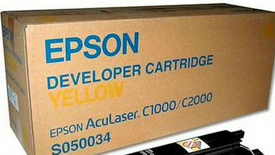 Developer Cartridge Original Epson S050034