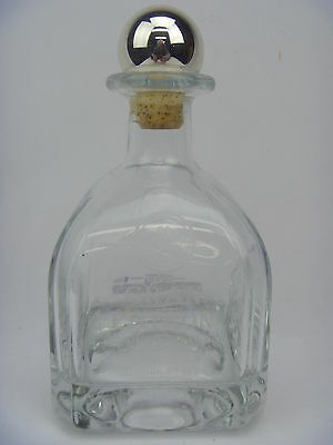 Gran Patron Platinum Empty Bottle with Stopper - Numbered #317351