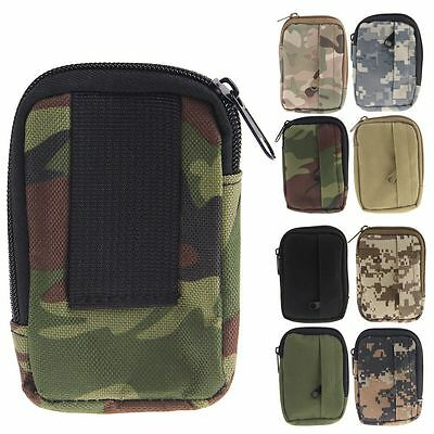 Outdoor Sports Military Tactical Camping Hiking Trekking Small Waist Pouch Bag