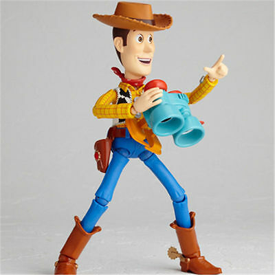 Kaiyodo SCI-FI REVOLTECH TOY STORY WOODY Action Figure 16cm a