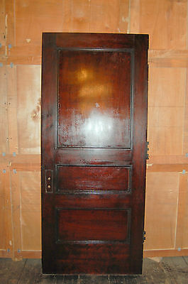 """Antique 36""""  Panel Door From Studebaker Offices South Bend ,in 30  Available"""