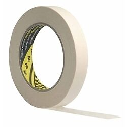 "3M Scotch Masking Tape 2"" 24mm x 50m Rolls Box of 20"