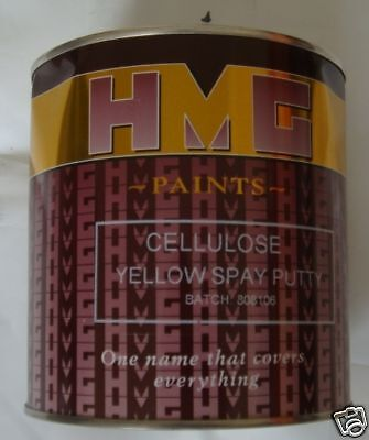 HMG Spray Putty Primer Filler Metal 5L