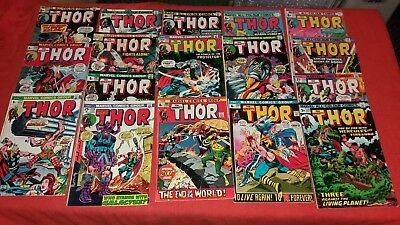 Thor 200 201 207 210 218 219 220 221 226 227 228 229 230 231 232 233 234 Cents #