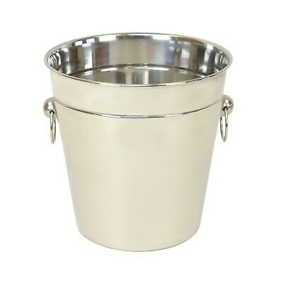 Chef Set Stainless Steel Ice Buckets