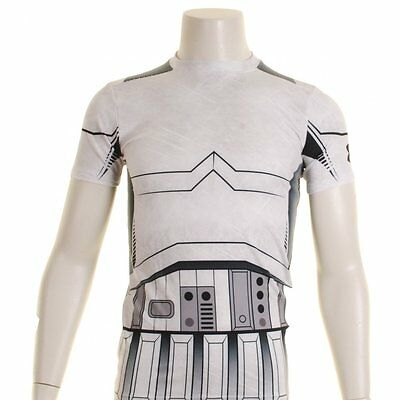 Under Armour Junior HeatGear Star Wars Trooper Short Sleeve Baselayer