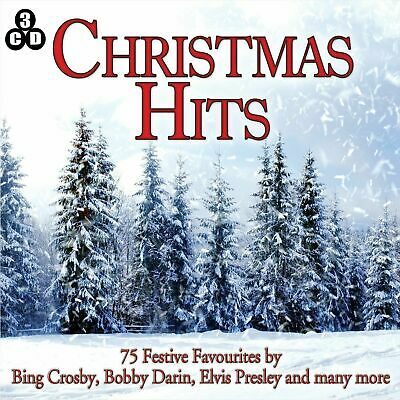 Various Artists -  Christmas Hits (3xCD)