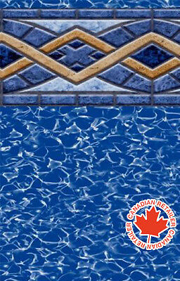 24 FT Round Liberte Universal Beaded Liner 52 inch Standard Specifications