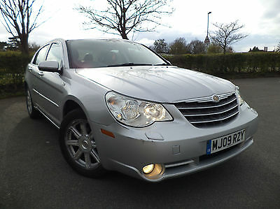 Chrysler Sebring 2.0CRD Limited Alloys Heated Leather
