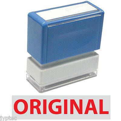 "JYP PA1040 Rectangle Stock Pre-Inked Rubber Stamp With ""Original"""